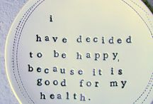 Here's to Health & Happiness