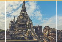Royal and Ancient Cities of Thailand