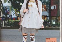 New Japanese Fashionistas