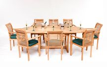 Teak Table & Chair Dining Sets / High quality outdoor garden dining sets crafted from durable sustainable teak