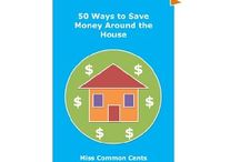 Books / By Miss Common Cents about smart ways to save money