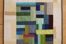 Quilts: Geometric, Abstracts, Modern / by Angie Davis