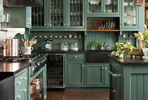 Moody Interiors / home design, home decor, decorating, paint ideas, bohemian, eclectic, modern, interior design, decorating, dark walls
