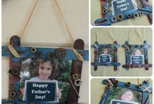 Father's Day craft idea