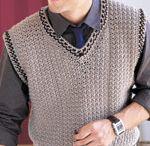 vest for man