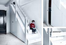 Kokken skaberne trapper og køkkener