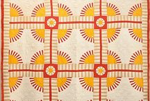 Vintage quilts / by Joanna Richards