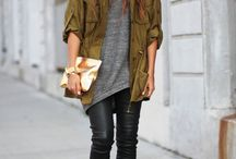Street Fashionistas United / Post all your favourite street looks for this season here..  / by Melanie Gulliver Sangster