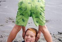 Веселье на пляже