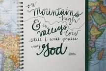 Uppmuntran från Gud