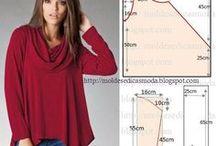 modelo de ropa