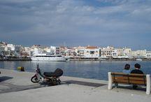 Hermoupolis - Syros Island / Fantastic views of Hermoupolis the capital of the island