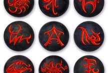 Icons / 13th Age, D&D, Dungeons and Dragons, Eberron, holy, icon, icons, mark, marque, rune, sigil, symbol, symbols
