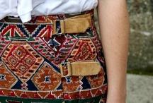 Ethnic fashions / Ethnic costumes