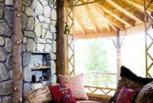 Reading nook / Great places for reading
