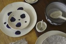 Tableware, Hand-made and Otherwise / by David Stark Design
