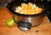 Crockpot-Set it and Forget it!