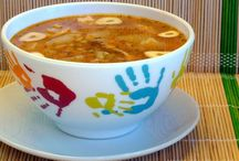 Супы,борщи