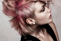Inspiring Hair Color, Cuts & Styles