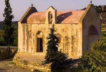 Cretan Monasteries and Churches