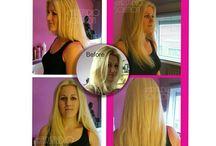 Hairweave verlenging / Veilig haarverlengen is een vak apart