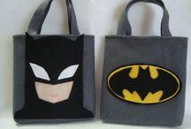 Sacola surpresa Batman