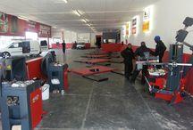 Tyre Shops