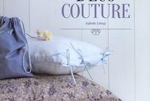Déco couture, le livre Frou-Frou d'Isabelle Leloup aux éditions Marie Claire
