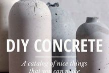 Concrete / i love concrete.