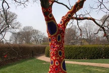 Yarn Bombing / by Bohemian Hippie