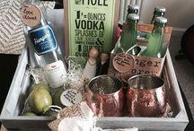 alcoholic gift baskets