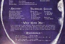 Creative CV / Creative CV