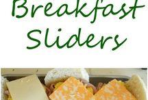 breakfast/brunch / by Noreen Quinn
