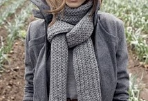 Hats, Scarves & Purses / Accessories That Work With Everything!