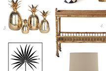 : Tropical Decorating :