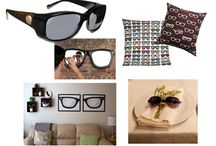 Sunglass Home Decor / Sunglasses as Inspiration for the Home!