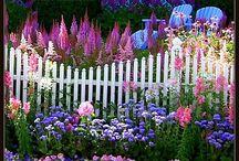 Clôtures de jardin