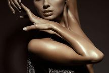 Dark Jewelry Photography