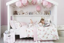 Girl s bed