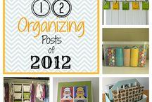 Home - Organise / by Rachel Clark