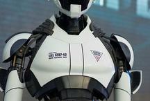Future Technology / Green Energy Hi-tech,innovation transportation, futuristic vehicle, futuristic design and robotic