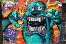 Street Art / Graffiti and urban art from around the world