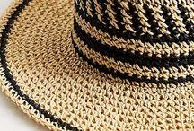 chapéu de croché