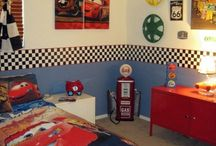 Charlie's Birthday Bedroom