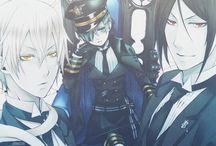 black butler /kuroshitsuji