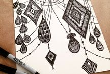 Zentangle & Artsy things