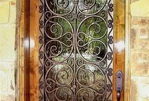 Wrought iron/Forging & Metalwork.