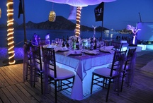 Meetings at ME  / ME Cabo has different options for gathering... Cocktail parties, weddings or social events Choose the best option for your group!