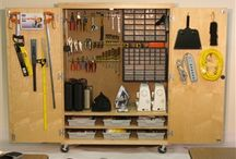 Maker Studio / Creating, maintaining & organizing a makerspace.. / by Brian C. Smith