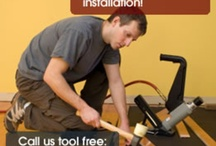 HELPFUL INSTALLATIONS / Tips and how to's of installing flooring!